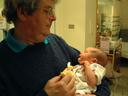 Jay and Grandad – wot no Gramps?